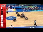 Beijing 2008 Paralympic Games Wheelchair Rugby JPN-CHN - Paralympic Sport TV