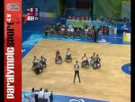 Beijing 2008 Paralympic Games Wheelchair Rugby CAN vs CHN - Paralympic Sport TV