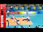 Sitting Volleyball Men JPN vs. CHN - Beijing 2008 Paralympic Games  - Paralympic Sport TV