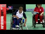 Beijing 2008 Paralympic Games Boccia Team Mixed Prelim Pool B Jpn vs. Nor - Paralympic Sport TV