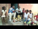 Zambia's Lassam Katongo aspires for gold in London