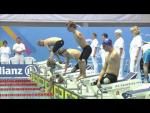 Men's 50m Butterfly S4 - 2011 IPC Swimming European Championships