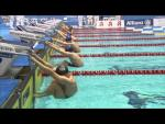 Men's 100m Backstroke S13 - 2011 IPC Swimming European Championships
