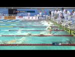 Men's 100m Freestyle S11 - 2011 IPC Swimming European Championships