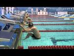 Men's 100m Backstroke S9 - 2011 IPC Swimming European Championships