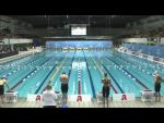 2011 IPC Swimming Euros Women's 50m Freestyle S8