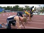 Men's 100m T44 - 2011 IPC Athletics World Championships - Paralympic Sport TV