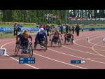 Women's 200m T34 - 2011 IPC Athletics World Championships