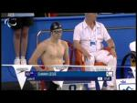 Men's 50m Freestyle S5 - 2010 IPC Swimming World Championships  - Paralympic Sport TV
