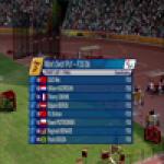 Men's Shot Put F35/36 - Beijing 2008 Paralympic Games