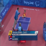 Table Tennis Women's Individual Class 3 Gold Medal Match - Beijing 2008 Paralympic Games - Paralympic Sport TV