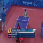Table Tennis Women's Individual Class 4 Gold Medal Match - Beijing 2008 Paralympic Games - Paralympic Sport TV