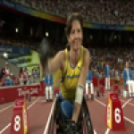 Women's 100m T53 - Beijing 2008 Paralympic Games - Paralympic Sport TV