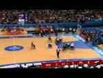 Wheelchair Basketball men gold (2) - Beijing 2008 Paralympic Games - Paralympic Sport TV