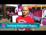 David Eng - My first blog, Paralympics 2012 - Paralympic Sport TV