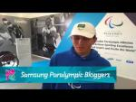 Ricardo Alves - My first blog, Paralympics 2012 - Paralympic Sport TV