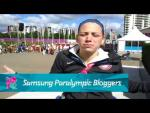 Mary Allison Milford - Soak up the Paralympic experience with me, Paralympics 2012 - Paralympic Sport TV