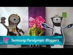 Mary Allison Milford - Catching up with the mascots, Paralympics 2012 - Paralympic Sport TV
