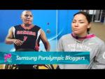 Alana Nichols - Team behind the team!, Paralympics 2012 - Paralympic Sport TV