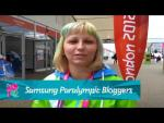 Mateja Pintar - My expectations for London 2012, Paralympics 2012 - Paralympic Sport TV