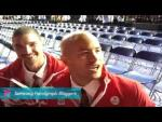 David Eng - Opening ceremonies part 2. Inside the stadium, Paralympics 2012 - Paralympic Sport TV