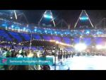 Philipe Horner - Opening Ceremony Paralympics 2012, Paralympics 2012 - Paralympic Sport TV