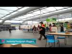 Katie Holloway - British Welcoming in the Caf, Paralympics 2012 - Paralympic Sport TV
