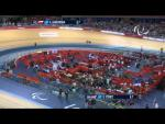Cycling Track - Women's Individual C5 Pursuit - Gold Medal Final - London 2012 Paralympic Games - Paralympic Sport TV