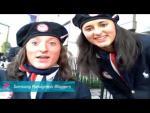 Tatyana McFadden - With my sister, Paralympics 2012 - Paralympic Sport TV