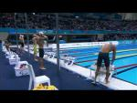 Swimming - Men's 100m Butterfly - S10 Final - London 2012 Paralympic Games - Paralympic Sport TV