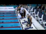 Swimming - Women's 50m Butterfly - S7 Final - London 2012 Paralympic Games - Paralympic Sport TV