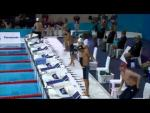 Swimming - Men's 50m Butterfly - S7 Final - London 2012 Paralympic Games - Paralympic Sport TV
