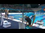 Swimming - Men's 100m Backstroke - S13 Final - London 2012 Paralympic Games - Paralympic Sport TV