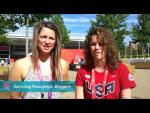 Samsung Blogger - USA Sitting Volleyball - Silver medalist, Paralympics 2012 - Paralympic Sport TV