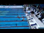 Swimming - Men's 50m Backstroke - S1 Final - London 2012 Paralympic Games - Paralympic Sport TV