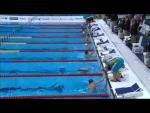 Swimming - Men's 50m Backstroke - S4 Final - London 2012 Paralympic Games - Paralympic Sport TV