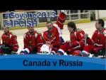 Ice sledge hockey - Canada v Russia - 2013 IPC Ice Sledge Hockey World Championships A Pool Goyang