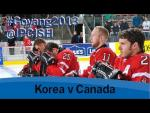 Ice sledge hockey - Korea v Canada - 2013 IPC Ice Sledge Hockey World Championships A Pool Goyang