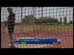 Athletics - Dechko Ovcharov - men's discus throw F42 final - 2013 IPC Athletics World C...