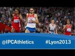2013 IPC Athletics World Championships Lyon Saturday, 20 July, morning session - Paralympic Sport TV