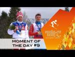 Day 9 | Cross-country skiing moment of the day | Sochi 2014 Winter Paralympic Games - Paralympic Sport TV