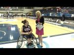 INTERVIEW: Rebecca Murray (USA) | 2014 IWBF Women's World Wheelchair Basketball Championships - Paralympic Sport TV