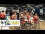 USA v Netherlands highlights | 2014 IWBF Women's World Wheelchair Basketball Championships - Paralympic Sport TV