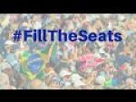 #FillTheSeats Get Brazilian Kids to the Paralympics