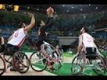 Day 1 evening | Wheelchair Basketball highlights | Rio 2016 Paralympic Games - Paralympic Sport TV