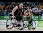 Wheelchair Basketball | Australia vs Japan | Men's preliminaries | Rio 2016 Paralympic Games - Paralympic Sport TV