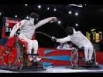 Wheelchair Fencing   China v Hong Kong   Women's Team Epee - Final   Rio 2016 Paralympic Games - Paralympic Sport TV
