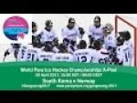 Bronze Medal Game | 2017 World Para Ice Hockey Championships A-Pool, Gangneung - Paralympic Sport TV