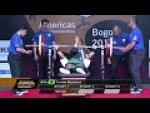 Tayana Medeiros | Brazil | Women's up to 86kg | WPPO Americas Champs | Bogota 2018 - Paralympic Sport TV