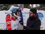 Arthur Bauchet Interview | Super Combined | 2019 WPAS Championships - Paralympic Sport TV